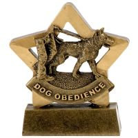 MinI Star Dog Obedience</br>A1634